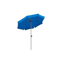 Sonnenschirm  Locarno ¦ blau Ø: 150