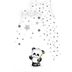 Schlafsack Panda, Jersey, 70 cm