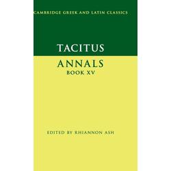 Tacitus als Buch von Tacitus