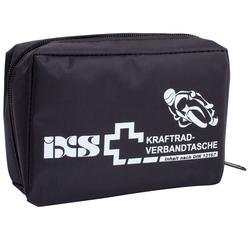 IXS Motorcycle Eerste hulp Kit, zwart, Eén maat