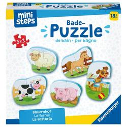 Bade-Puzzles: Bauernhof