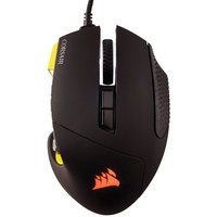 Optical MOBA/MMO Gaming Mouse gelb (CH-9304011-EU)