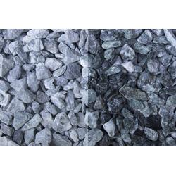 Edelsplitt Marmor Kristall Grün, 12-16, 30 kg Big Bag