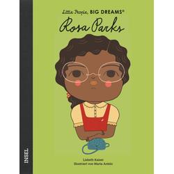 Rosa Parks als Buch von Lisbeth Kaiser