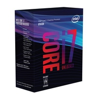 Intel Core i7-8700K 3.70 GHz,