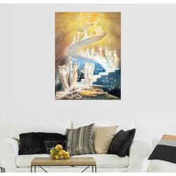 Posterlounge Wandbild, Jakobsleiter 60 cm x 80 cm