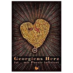 Georgiens Herz - Buch