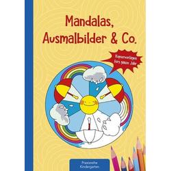 Mandalas, Ausmalbilder & Co.