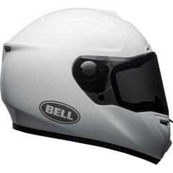 Bell SRT Modular Solid Modulaire helm, wit, XL