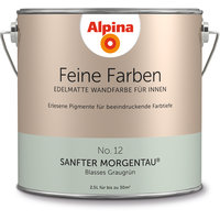 Alpina Feine Farben 2,5 l No. 12 sanfter morgentau