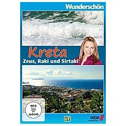 Kreta - Zeus  Raki und Sirtaki - DVD  Filme