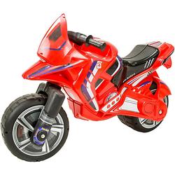 Motorradlaufrad Hawk, rot
