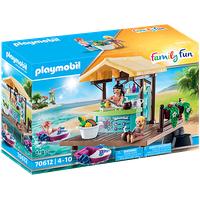 Playmobil Family Fun Paddleboot-Verleih mit Saftbar 70612