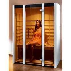 weka Infrarotkabine Sintra Gr. 1, BxTxH: 140 x 99 x 190 cm, 58 mm