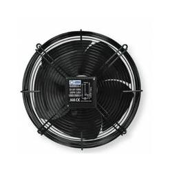 Ventilator Axial Rohrventilator 450 mm 5400 m³/h Gitter Abluft Zuluft Gebläse