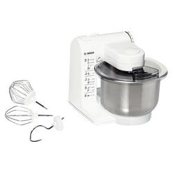 Bosch Küchenmaschine MUM4407, Weiß