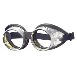 Schraubringbrille Schweißerbrille DIN Schutzbrille für Schweißer Minion-Brille - Ausführung:DIN 4