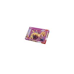Trefl Puzzle Puzzle 160 Teile - Rapunzel, Puzzleteile