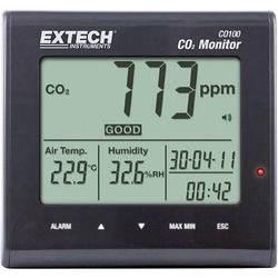 Extech CO100 Kohlendioxid-Messgerät 0 - 9999 ppm