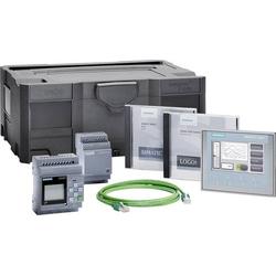 Siemens LOGO! KTP400 BASIC STARTER LOGO! 12/24RCE SPS-Starterkit 12 V/DC, 24 V/DC
