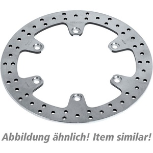 Ferodo Bremsscheibe starr FMD0022R  200/96/4/5/107