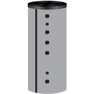 TWL | Pufferspeicher PR | 500 Heizungswasser | 1 Wärmetauscher