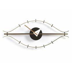 Vitra Wanduhr Eye Clock, Designer George Nelson, 34x76x7 cm