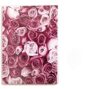 KPH Anywhere Roses Fotoalbum für 36 Fotos in 10x15 cm Einsteck Foto Album: Farbe: Rosa
