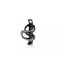 XLC Fahrrad-Flaschenhalter XLC Flaschenhalter Sidecage schwarz/grün