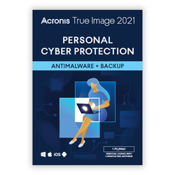Acronis True Image Advanced 3-PC/MAC 1Year + 250GB cloud opslagruimte backup