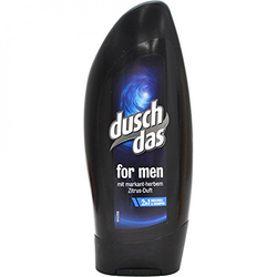 Duschdas Duschgel For Men , 6er Pack (6 x 250 ml)