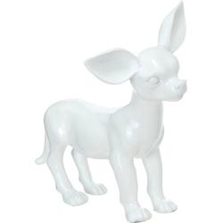 Kayoom Dekofigur Chihuahua weiß