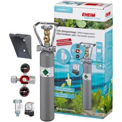 EHEIM Aquariumpflege SET400, (Set), CO²-Düngeanlage mit 500g Flasche, Mehrweg