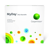 CooperVision MyDay 90 St. / 8.40 BC / 14.20 DIA / -4.50 DPT