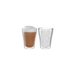 LEONARDO Thermoglas DUO Thermoglas mit Dekor 250 ml 2er Set (2-tlg)