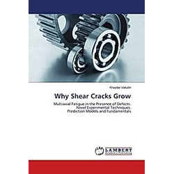 Why Shear Cracks Grow. Khaydar Valiullin  - Buch