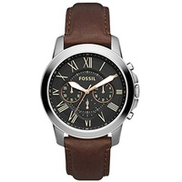 Fossil Grant Leather
