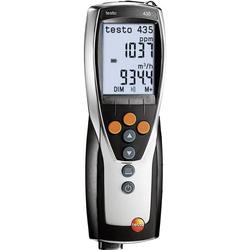 Testo 435- 4 Luftfeuchtemessgerät (Hygrometer) 0% rF 100% rF Datenloggerfunktion