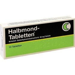 HALBMOND Tabletten 10 St