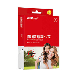 WUNDmed® Mückenschutz-Pflaster   18 St.