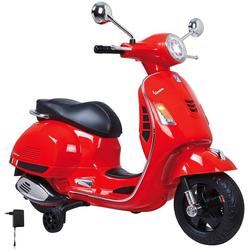 Jamara Elektro-Kinderroller Vespa, Belastbarkeit 30 kg