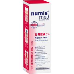 NUMIS med Urea 5% Nachtcreme 50 ml