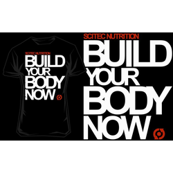 Scitec T-Shirt Build (Größe: L)