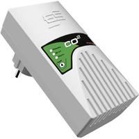 Schabus 300257 Gasmelder netzbetrieben detektiert Kohlendioxid