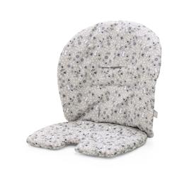 Stokke Hochstuhlauflage Steps™ Kissen, Stokke Steps Baby Set Kissen - Zubehör für Stokke Steps Stuhl - Hochstuhl-Kissen für Babysitz - Farbe: Garden Bunny grau