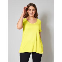 Shirt Janet & Joyce Limettengrün - Größe: 42
