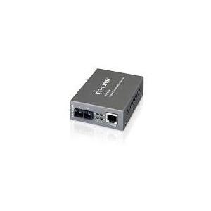 TP-Link MC200CM - Medienkonverter - 1000Base-SX, 1000Base-T - RJ-45 - SC multi-mode - extern - bis zu 550 m - 850 nm (MC200CM)