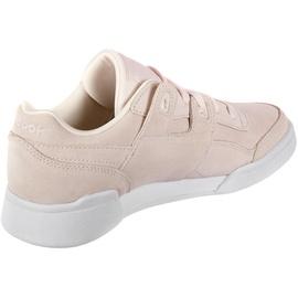 Reebok Workout Lo Plus pale pink/purple/white 37