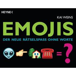 Emojis als Taschenbuch von Kai Weins