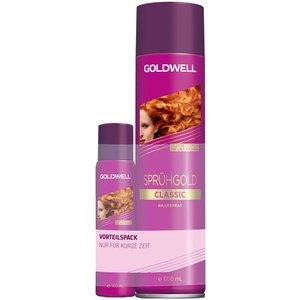 Goldwell Style Sign Sprühgold Classic DUO-PACK 600ml + 100ml